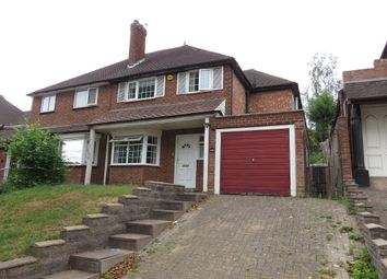 Thumbnail 3 bed semi-detached house for sale in Cherry Orchard Road, Handsworth Wood, Birmingham