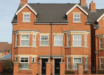 Thumbnail 3 bed semi-detached house to rent in Goldington Road, Bedford, Bedfordshire