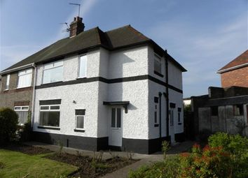 Thumbnail 3 bed semi-detached house to rent in Welbeck Road, Long Eaton