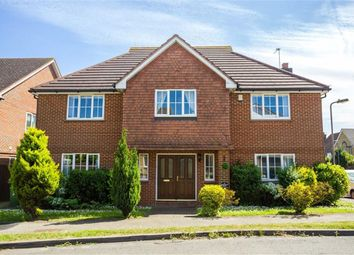 Thumbnail 5 bed detached house for sale in Nightingale Road, Cheshunt, Hertfordshire