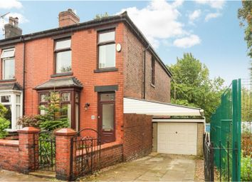 Thumbnail 3 bed end terrace house for sale in Heywood Hall Road, Heywood