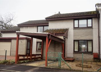 Thumbnail 2 bed terraced house for sale in Blackloch Crescent, Carsie, Blairgowrie