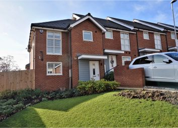 Thumbnail 3 bed end terrace house for sale in Morris Drive, Belvedere