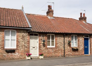 Thumbnail 1 bed terraced bungalow for sale in Spring Street, Easingwold, York