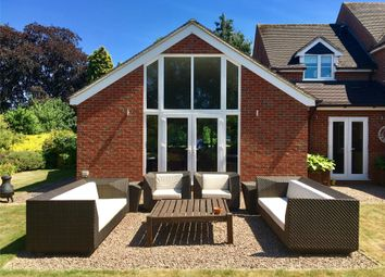 Thumbnail 4 bedroom detached house for sale in Bredons Hardwick, Tewkesbury, Gloucestershire