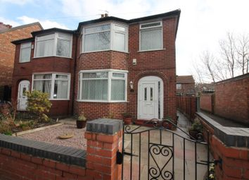 Thumbnail 3 bed semi-detached house for sale in Princess Road, Urmston, Manchester