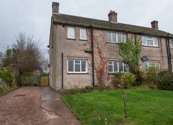 Thumbnail 3 bedroom semi-detached house for sale in Brickend Cottages, Foy, Ross, On Wye