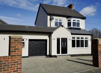 Thumbnail 3 bed detached house for sale in Briarsyde, Benton, Newcastle Upon Tyne