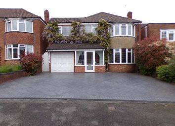 Thumbnail 4 bed detached house for sale in Calthorpe Road, Walsall