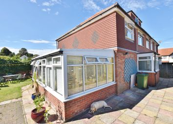 Thumbnail 5 bed semi-detached house for sale in Fearns Close, Cromer