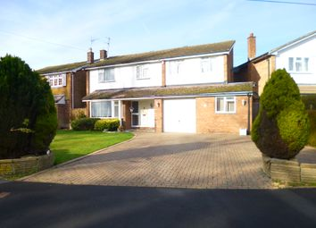Thumbnail 4 bed detached house for sale in Grangewood, Little Heath, Potters Bar