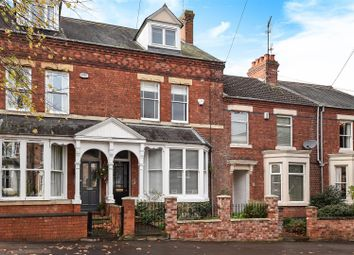 Thumbnail 4 bed terraced house for sale in Castle Street, Wellingborough