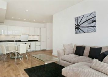 Thumbnail 1 bed flat to rent in Johnson Court, 43 Meadowside, London