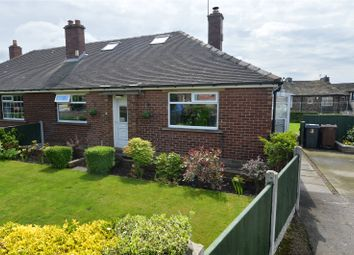 Thumbnail 4 bed bungalow for sale in Besha Grove, Low Moor, Bradford, West Yorkshire