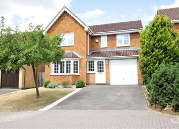 Thumbnail 4 bed detached house for sale in Vicarage Wood Way, Tilehurst, Reading