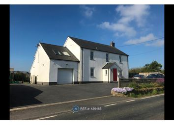 Thumbnail 4 bed detached house to rent in Oldwalls, Gower