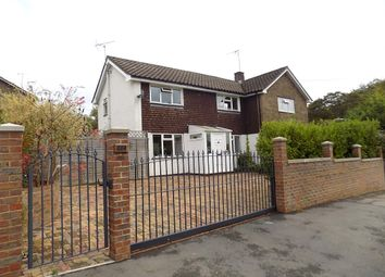 Thumbnail 2 bed semi-detached house for sale in Rosebery Avenue, Hythe