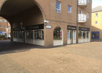 Thumbnail Retail premises to let in Waterfront, Brighton Marina Village, Brighton