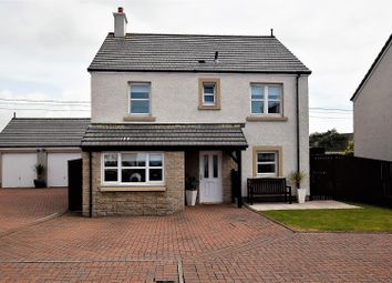 Thumbnail 4 bed detached house for sale in Keir Hardie Drive, Ardrossan