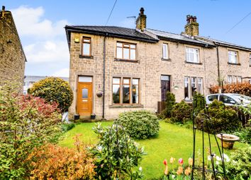 Thumbnail 3 bedroom end terrace house for sale in Moor Lane, Huddersfield