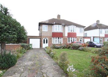 Thumbnail 3 bed semi-detached house for sale in Chapel Farm Road, Mottingham, London