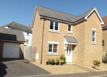 Thumbnail 4 bed detached house for sale in Daisy Street, Wymondham, Norfolk
