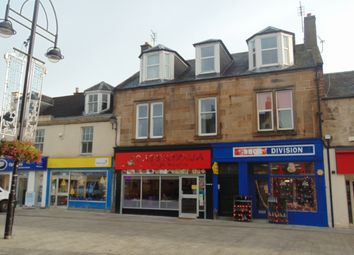 Thumbnail 2 bed flat for sale in George Street, Bathgate