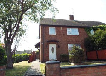 Thumbnail 3 bed semi-detached house for sale in Broadwood Road, Bestwood, Nottingham, Nottinghamshire
