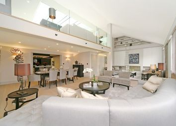 Thumbnail 4 bed penthouse to rent in Princes Gate, South Kensington