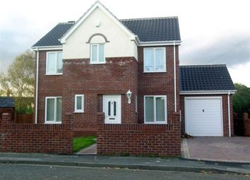 Thumbnail 4 bed detached house to rent in Park House, Station Road, Hensall