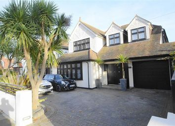 Thumbnail 5 bedroom detached house for sale in Parkanaur Avenue, Thorpe Bay, Essex