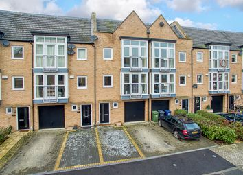 Thumbnail 4 bed terraced house for sale in Samuel Jones Crescent, St. Neots, Cambridgeshire