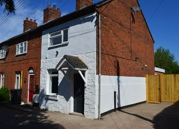 Thumbnail 2 bed end terrace house for sale in School Lane, Market Drayton