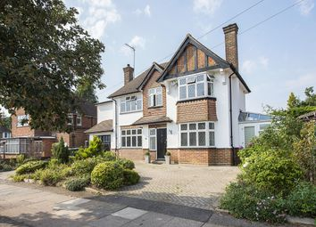 Thumbnail 4 bed detached house to rent in Langley Way, Watford