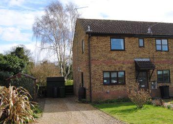 Thumbnail 2 bed end terrace house for sale in Tilney St. Lawrence, Kings Lynn, Norfolk