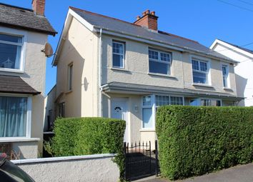 Thumbnail 2 bedroom semi-detached house to rent in Galway Park, Dundonald, Belfast