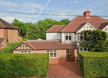 Thumbnail 5 bed semi-detached house for sale in Hillview Road, Hatch End, Middlesex