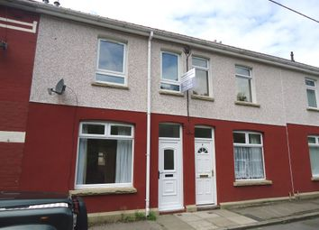 Thumbnail 2 bed terraced house to rent in Griffin Street, Six Bells, Abertillery, Blaenau Gwent