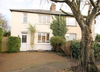 Thumbnail 3 bedroom semi-detached house to rent in Springfield Road, St.Albans