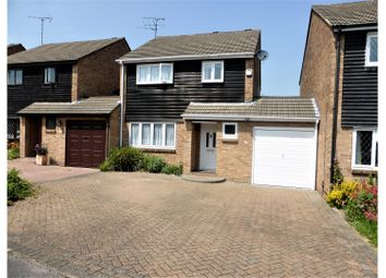 Thumbnail 3 bed detached house for sale in Suffolk Drive, Basildon