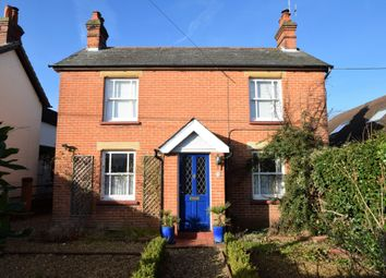 Thumbnail 4 bedroom detached house for sale in Mill Lane, Yateley