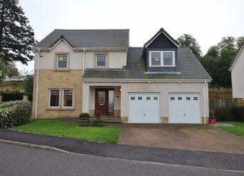 Thumbnail 5 bed detached house for sale in Hollybush Lane, Castlebank, Port Glasgow