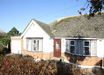 Thumbnail 3 bed semi-detached bungalow for sale in First Avenue, Bexhill-On-Sea
