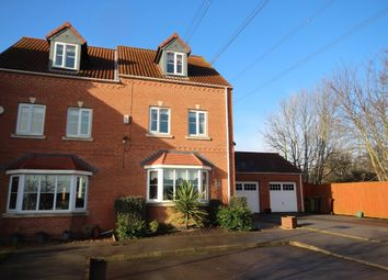 Thumbnail 4 bed semi-detached house for sale in Springfield Road, Lofthouse, Wakefield