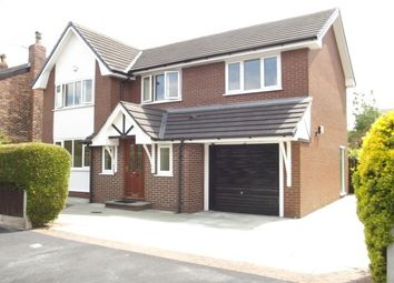Thumbnail 4 bed property to rent in Bloomsbury Lane, Timperley, Altrincham
