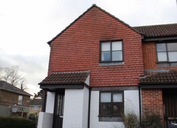 Thumbnail 1 bed end terrace house to rent in Englefield Close, Englefield Green, Egham
