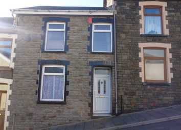 Thumbnail 2 bed terraced house to rent in Fern Terrace, Clydach Vale