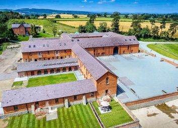 Thumbnail 5 bed barn conversion for sale in Barn 5, Nantcribba, Forden, Welshpool