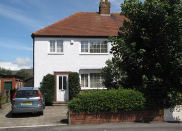 Thumbnail 3 bed semi-detached house to rent in Lawsons Road, Thornton-Cleveleys