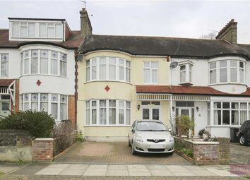 Thumbnail 3 bed terraced house for sale in Devonshire Gardens, Winchmore Hill, London